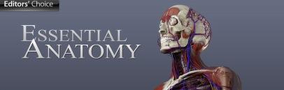 Essential Anatomy App Mac Mac OS X iPad