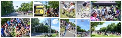 Death Pedal Death Race Deathpedal Radrennen Düsseldorf Messeparkplatz Termin 2014 2013 acitve value Agentur Brückenlauf