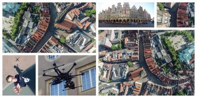 Brooks Citylauf Stadt Münster Drohne Alf Dahl