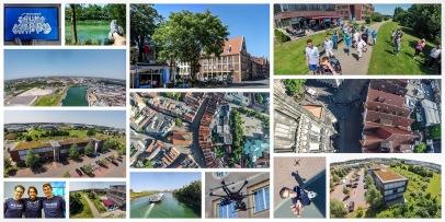 Brooks Münster Citylauf Bilder Drohne Cityrun Lauf Fotos Bericht Blog Blogger Messenger Minister Daniel Bahr Schwebebahnlauf Wuppertal