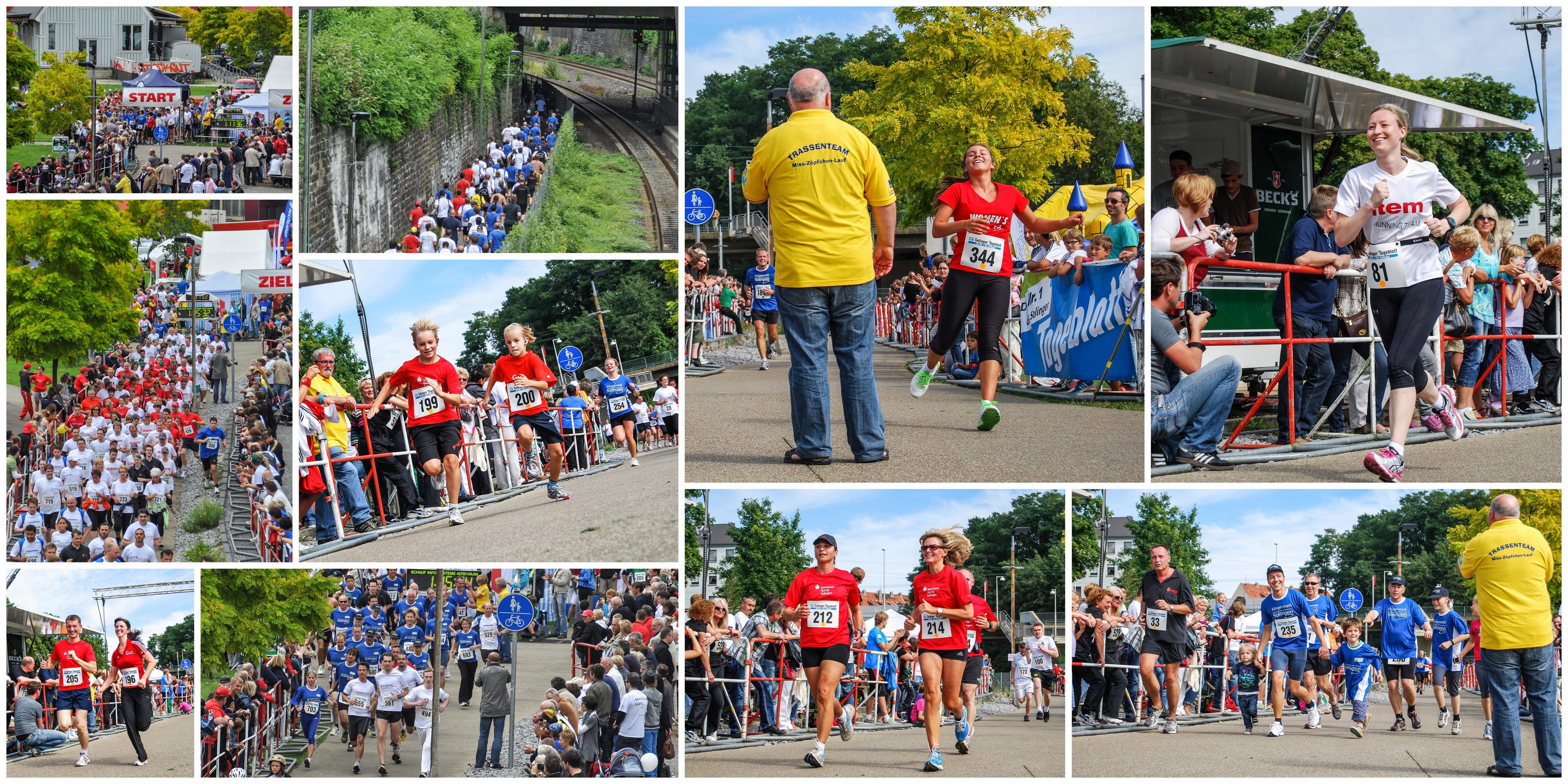 Fotos Bilder Bericht Miss Zöpfchen Lauf 2013 5 10 Bambini Marathon Firmenlauf Halbmarathon Trasse Drohne Alf Dahl Copter Heli Luftaufnahmen Luftbilder