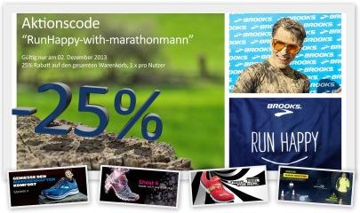 Cyber Monday Brooks Running Shop shoppen preise kaufen cybermonday rabatt rabattcode aktion brooksrunning Alf dahl blog blogger