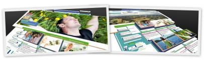 Website BERGISCHE Krankenkasse Solingen Wuppertal Remscheid Relaunch Internet Web WWW Alf Dahl Laufen Joggen Sport Marathon Halbmarathon