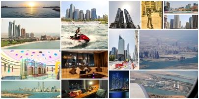 Abu Dhabi Collage Travelthon Travel Marathon Alf Dahl 2014