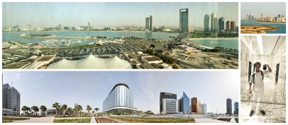 Abu Dhabi Skyline Tourism Tourist Fotografieren Verhalten Erlaubnis Behavior Photos Take Pictures Images Traveling Sightseeing Mall Shopping Blog Review
