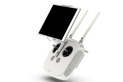 DJI Phantom 3 Fernbedienung Remote Control Test Review Blog Bericht